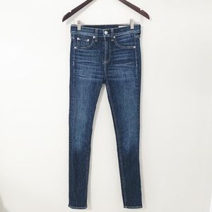 Rag & Bone Skinny Jeans High waisted